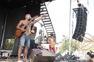 Nahko and Medicine For the People - Photo by M. Morahan